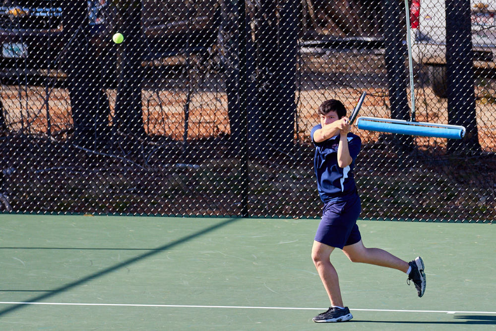 Boys Tennis vs. Holderness School -  April 16, 2016   17470.jpg