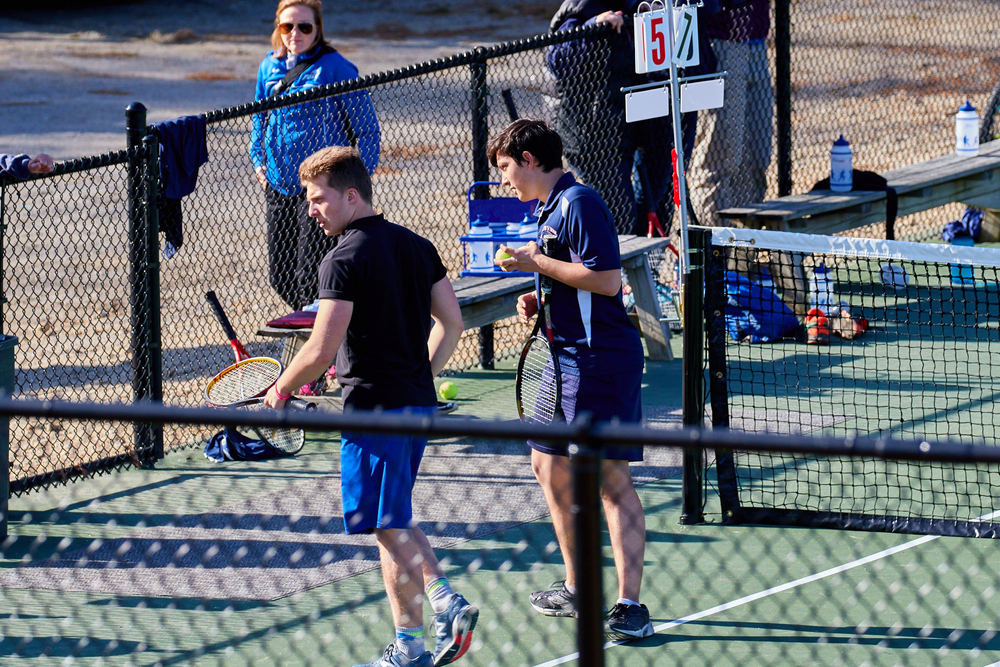 Boys Tennis vs. Holderness School -  April 16, 2016   17479.jpg