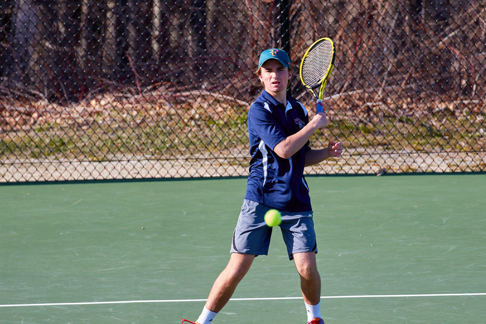 Boys Tennis vs. Holderness School -  April 16, 2016   17484.jpg