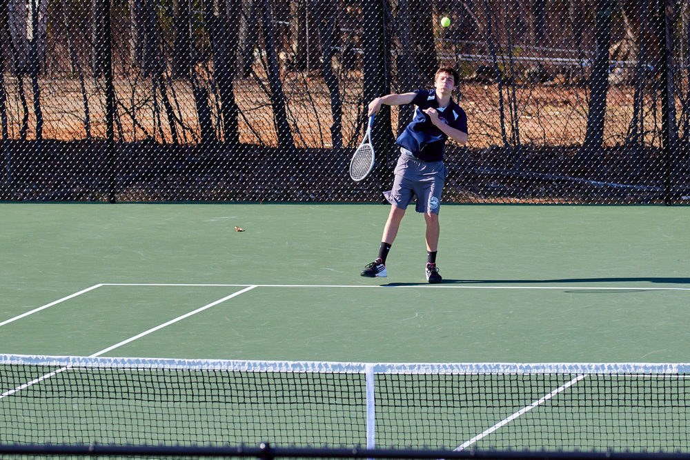 Boys Tennis vs. Holderness School -  April 16, 2016   17480.jpg