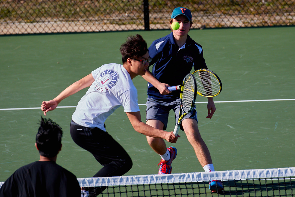 Boys Tennis vs. Holderness School -  April 16, 2016   17486.jpg