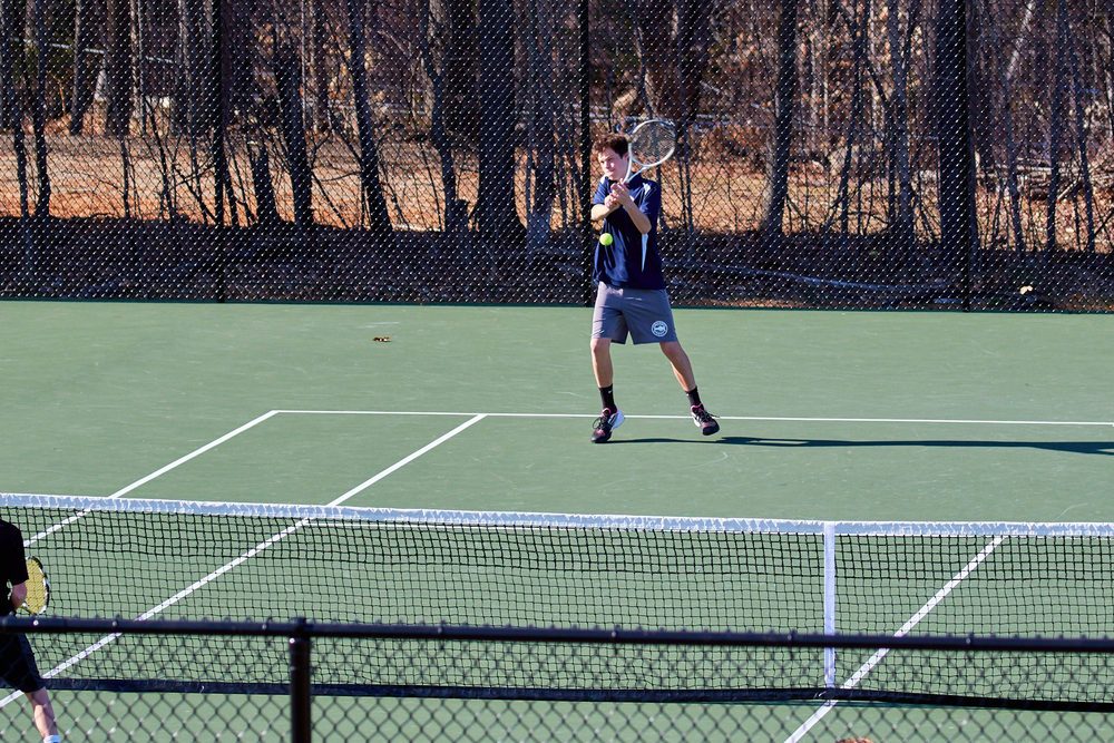 Boys Tennis vs. Holderness School -  April 16, 2016   17489.jpg