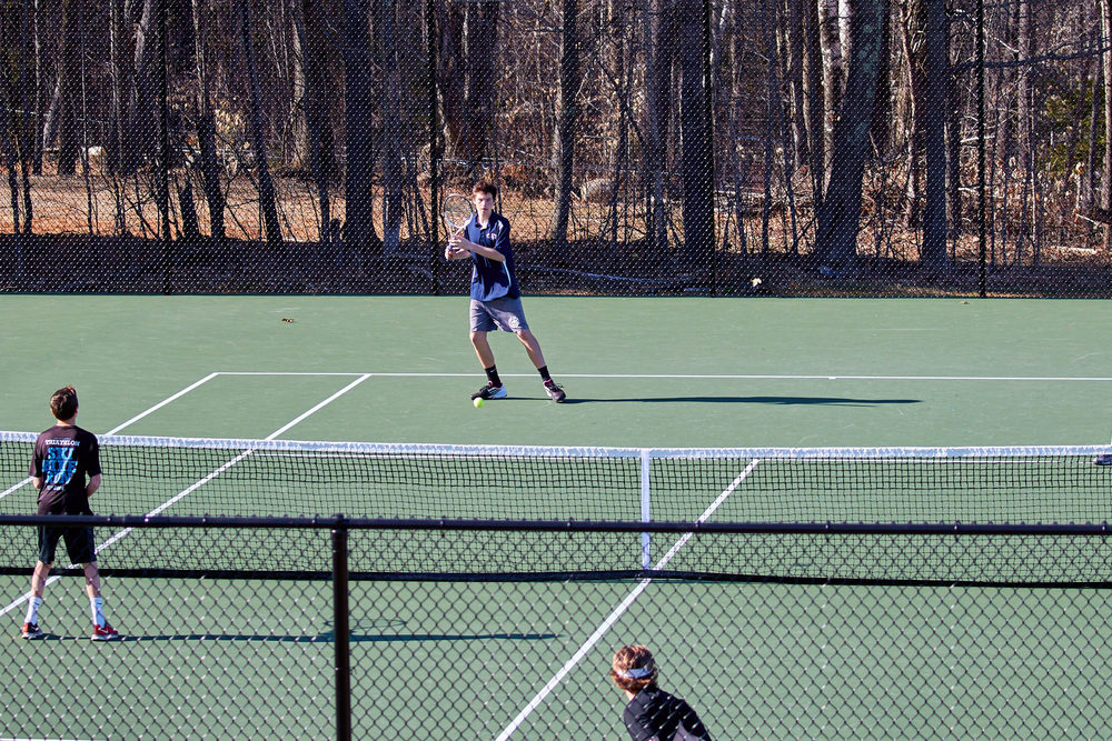 Boys Tennis vs. Holderness School -  April 16, 2016   17496.jpg