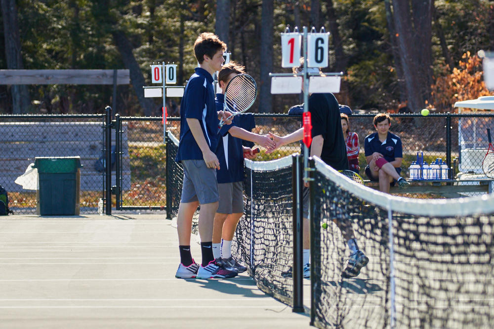 Boys Tennis vs. Holderness School -  April 16, 2016   17516.jpg