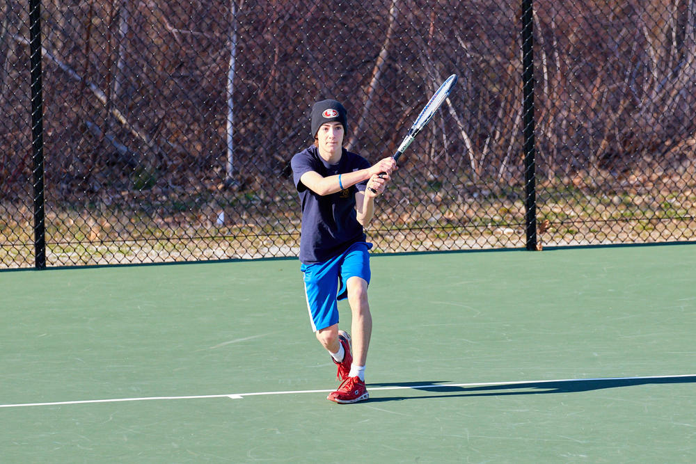 Boys Tennis vs. Holderness School -  April 16, 2016   17532.jpg