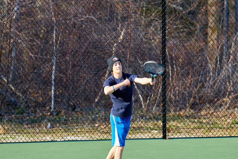 Boys Tennis vs. Holderness School -  April 16, 2016   17529.jpg
