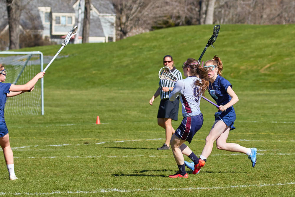 Girls Lacrosse vs. Stoneleigh Burnham School - April 20, 2016    17595.jpg