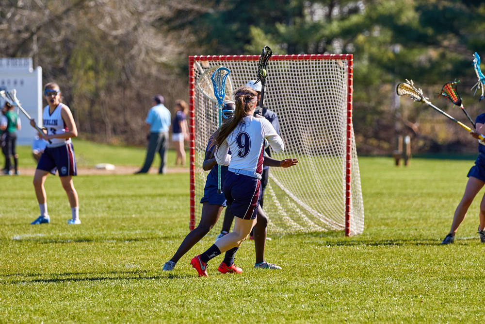 Girls Lacrosse vs. Stoneleigh Burnham School - April 20, 2016    17741.jpg