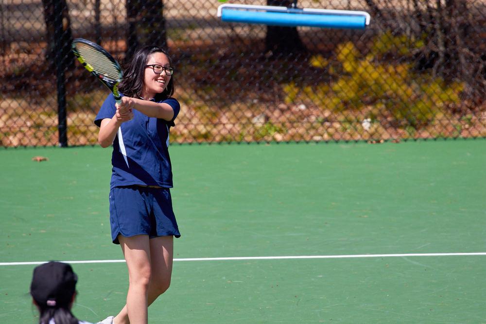 Girls Tennis vs. Brewster Academy -  April 23, 2016    17982.jpg