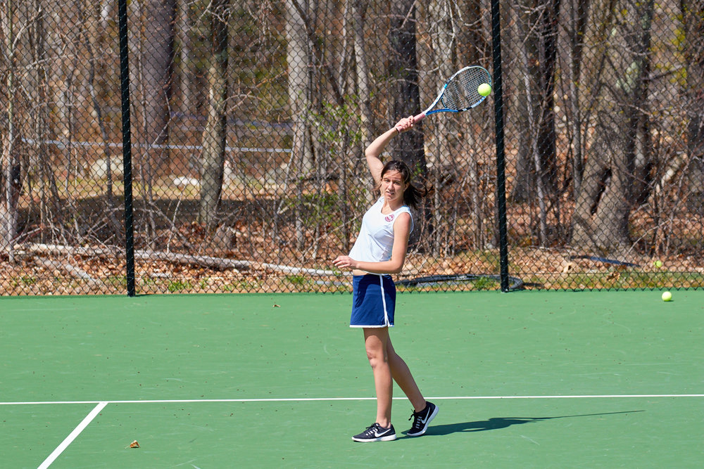 Girls Tennis vs. Brewster Academy -  April 23, 2016    18007.jpg
