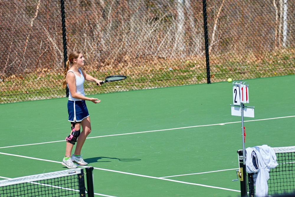 Girls Tennis vs. Brewster Academy -  April 23, 2016    18013.jpg