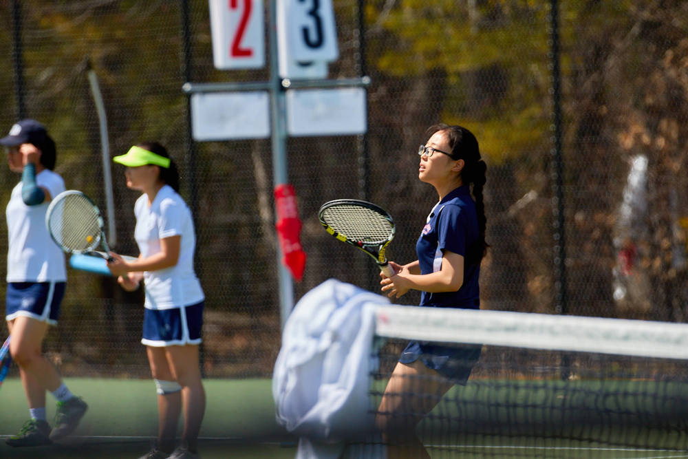 Girls Tennis vs. Brewster Academy -  April 23, 2016    18104.jpg