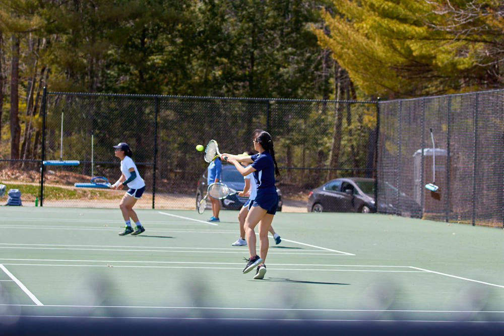 Girls Tennis vs. Brewster Academy -  April 23, 2016    18111.jpg
