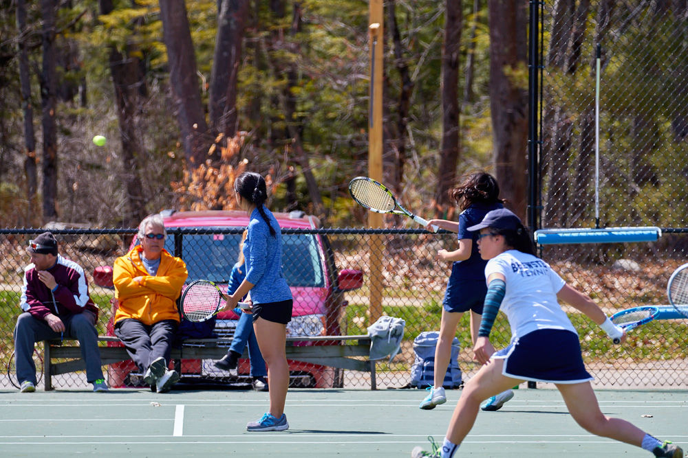 Girls Tennis vs. Brewster Academy -  April 23, 2016    18120.jpg