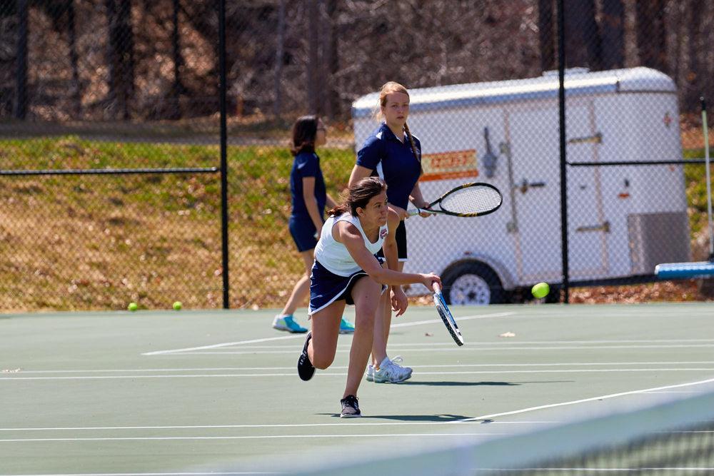 Girls Tennis vs. Brewster Academy -  April 23, 2016    18135.jpg