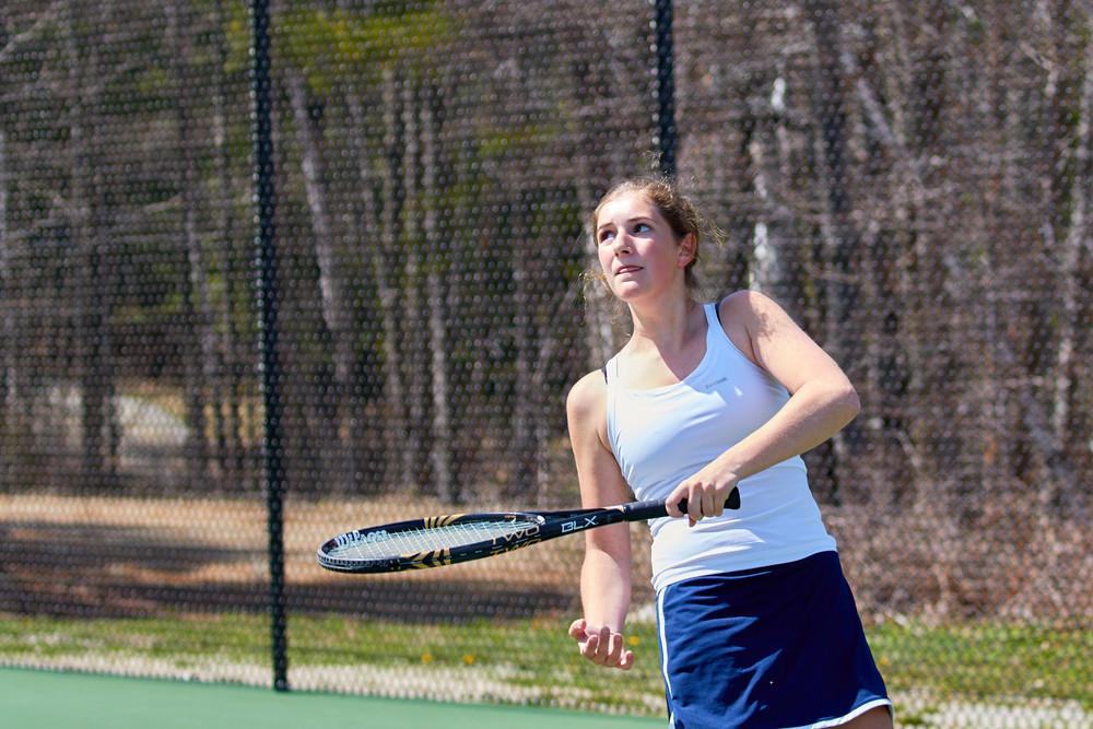 Girls Tennis vs. Brewster Academy -  April 23, 2016    18127.jpg
