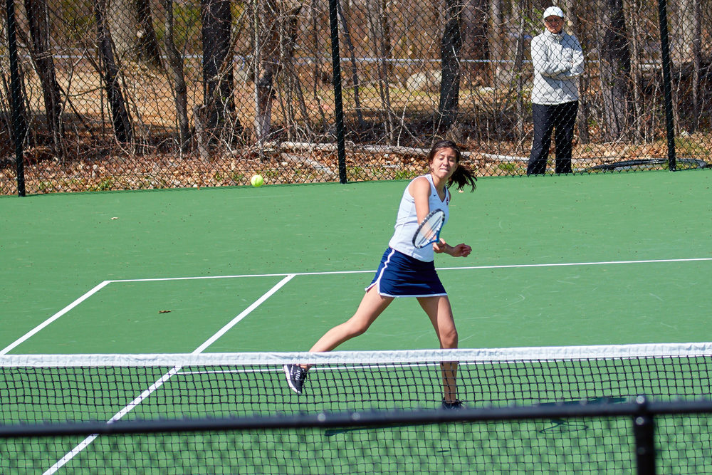 Girls Tennis vs. Brewster Academy -  April 23, 2016    18145.jpg