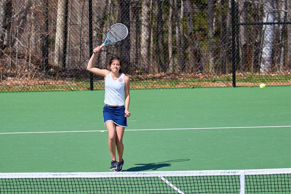 Girls Tennis vs. Brewster Academy -  April 23, 2016    18158.jpg