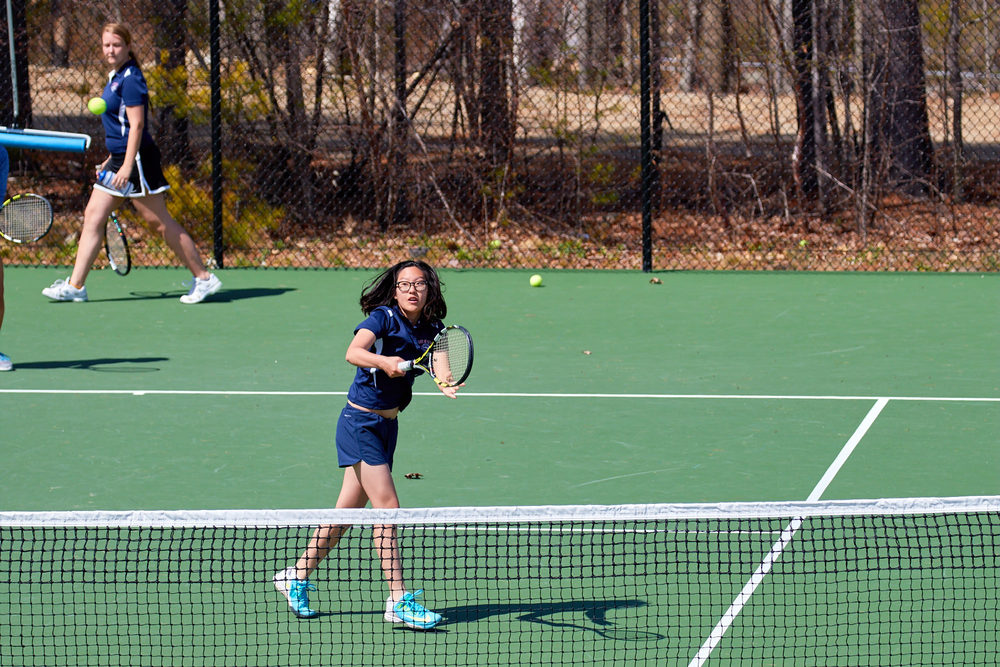 Girls Tennis vs. Brewster Academy -  April 23, 2016    18181.jpg