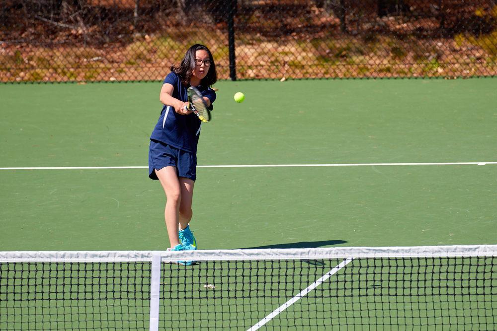 Girls Tennis vs. Brewster Academy -  April 23, 2016    18184.jpg