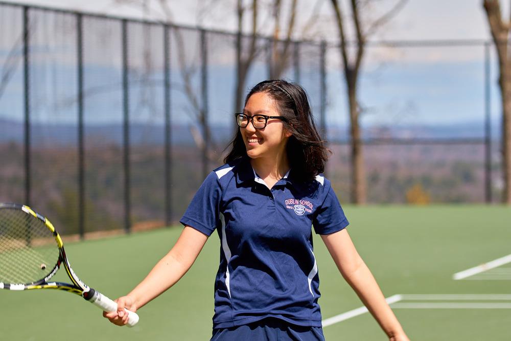 Girls Tennis vs. Brewster Academy -  April 23, 2016    18212.jpg