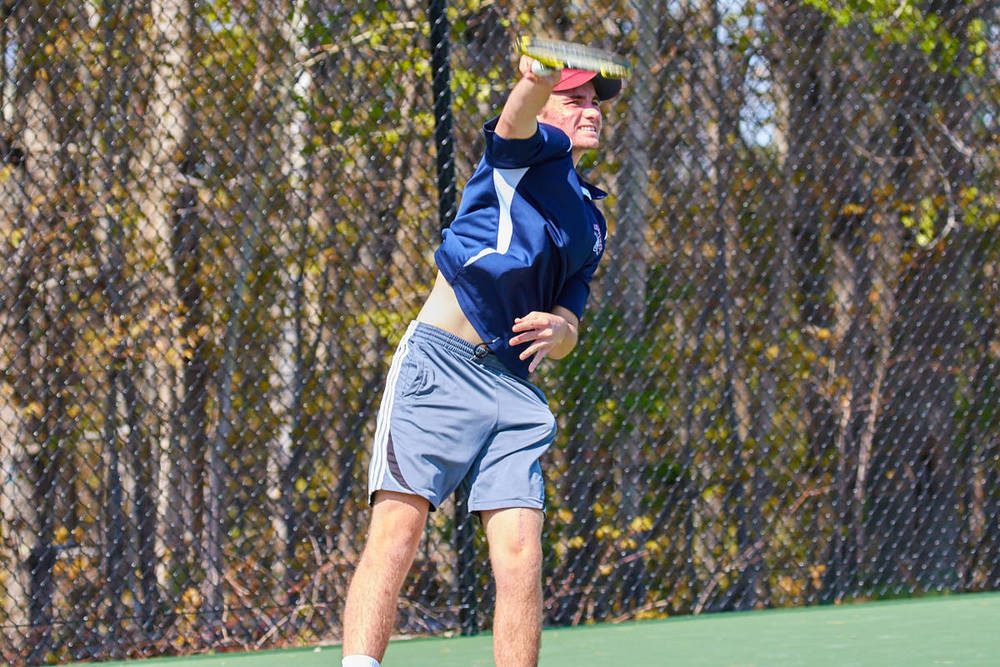 Boys Tennis vs. Vermont Academy JV - May 11, 2016 - 22084.jpg