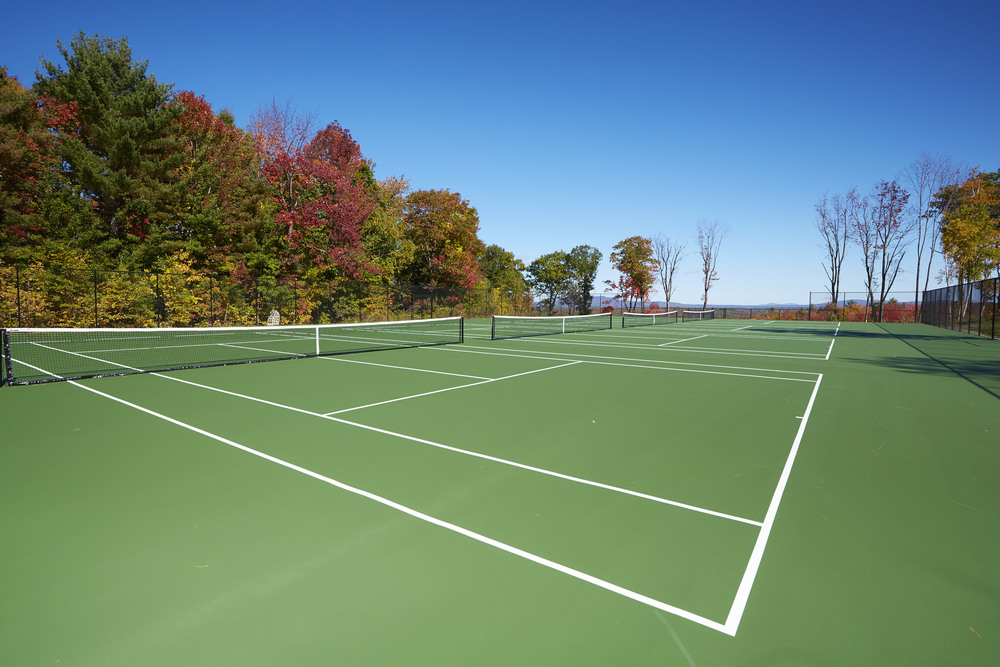 Christopher Horgan Tennis Center.