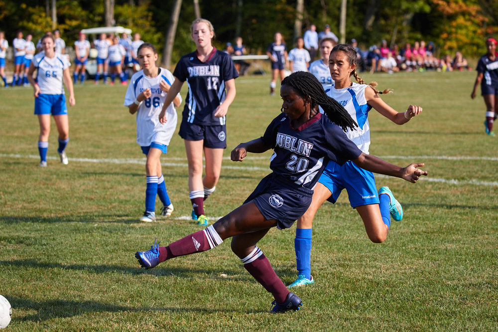 Girls Varsity Soccer vs. Four Rivers Charter Public School - September 23, 2016 - 41444- 000134.jpg