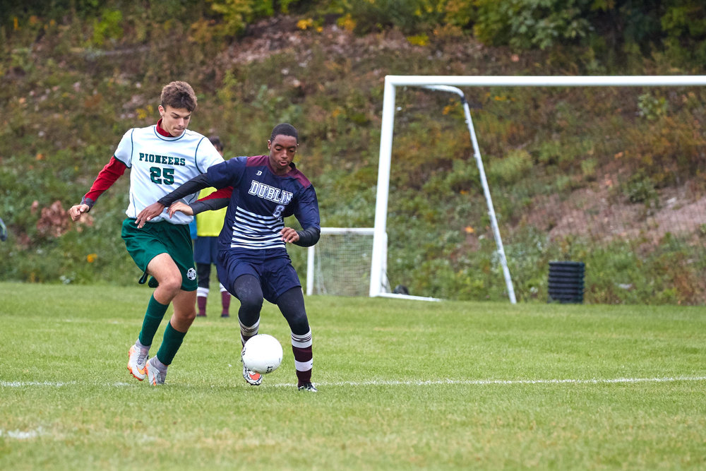 Boys Varsity Soccer vs. Eagle Hill School - September 28, 2016  2016- 000010.jpg