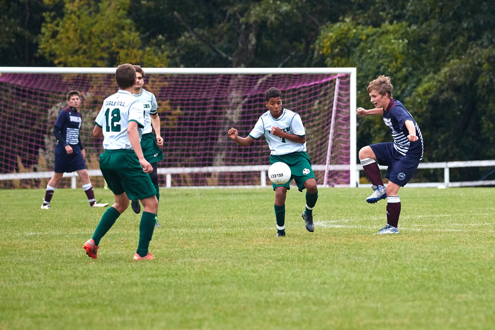 Boys Varsity Soccer vs. Eagle Hill School - September 28, 2016  2016- 000012.jpg