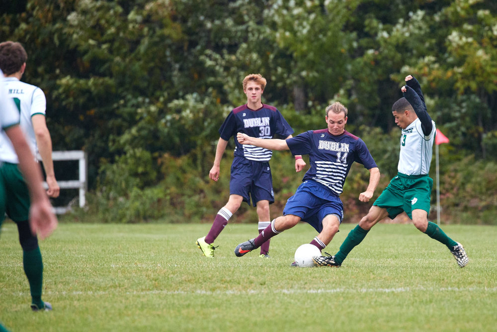 Boys Varsity Soccer vs. Eagle Hill School - September 28, 2016  2016- 000015.jpg