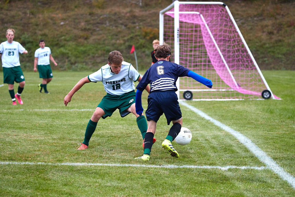 Boys Varsity Soccer vs. Eagle Hill School - September 28, 2016  2016- 000027.jpg