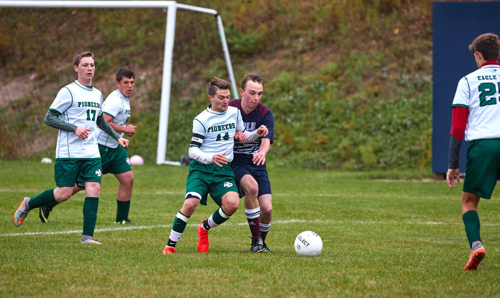 Boys Varsity Soccer vs. Eagle Hill School - September 28, 2016  2016- 000033.jpg