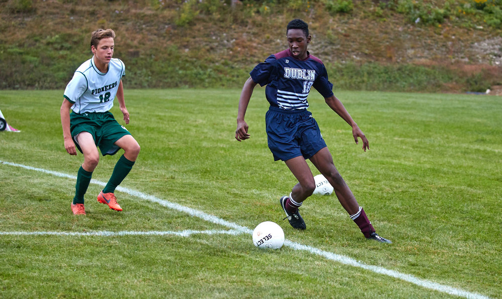 Boys Varsity Soccer vs. Eagle Hill School - September 28, 2016  2016- 000034.jpg