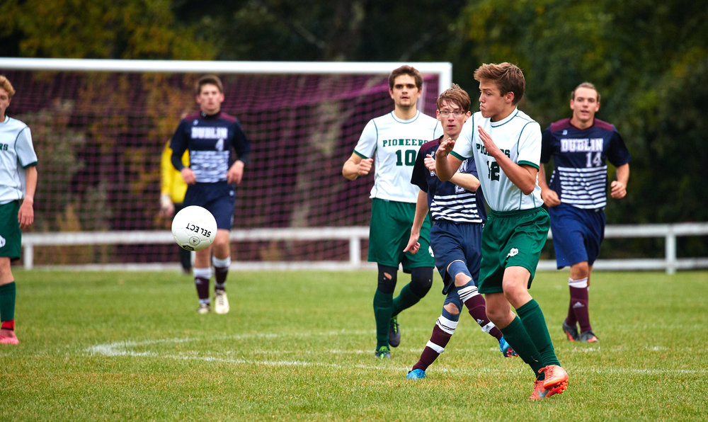 Boys Varsity Soccer vs. Eagle Hill School - September 28, 2016  2016- 000036.jpg