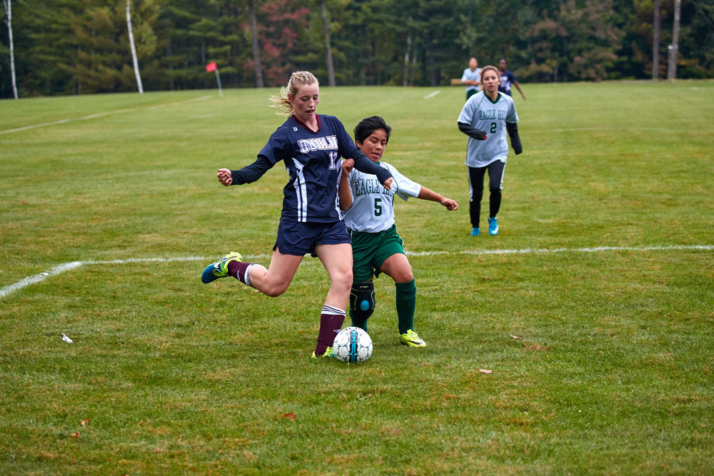 Girls Varsity Soccer vs. Eagle Hill School - September 28, 2016  2016- 000186.jpg