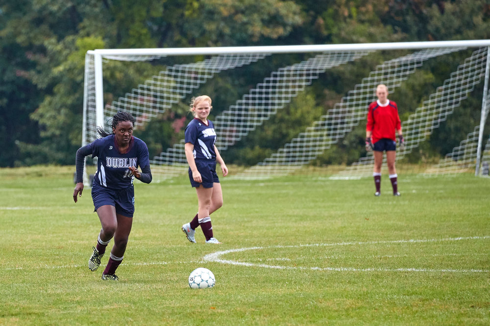 Girls Varsity Soccer vs. Eagle Hill School - September 28, 2016  2016- 000194.jpg