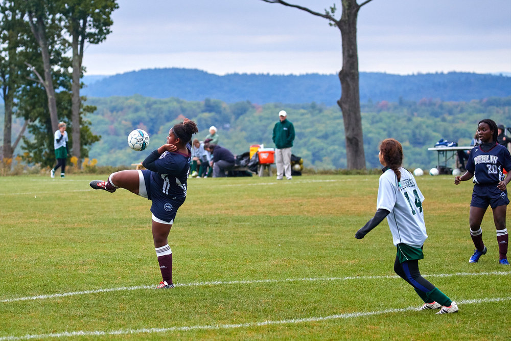 Girls Varsity Soccer vs. Eagle Hill School - September 28, 2016  2016- 000195.jpg