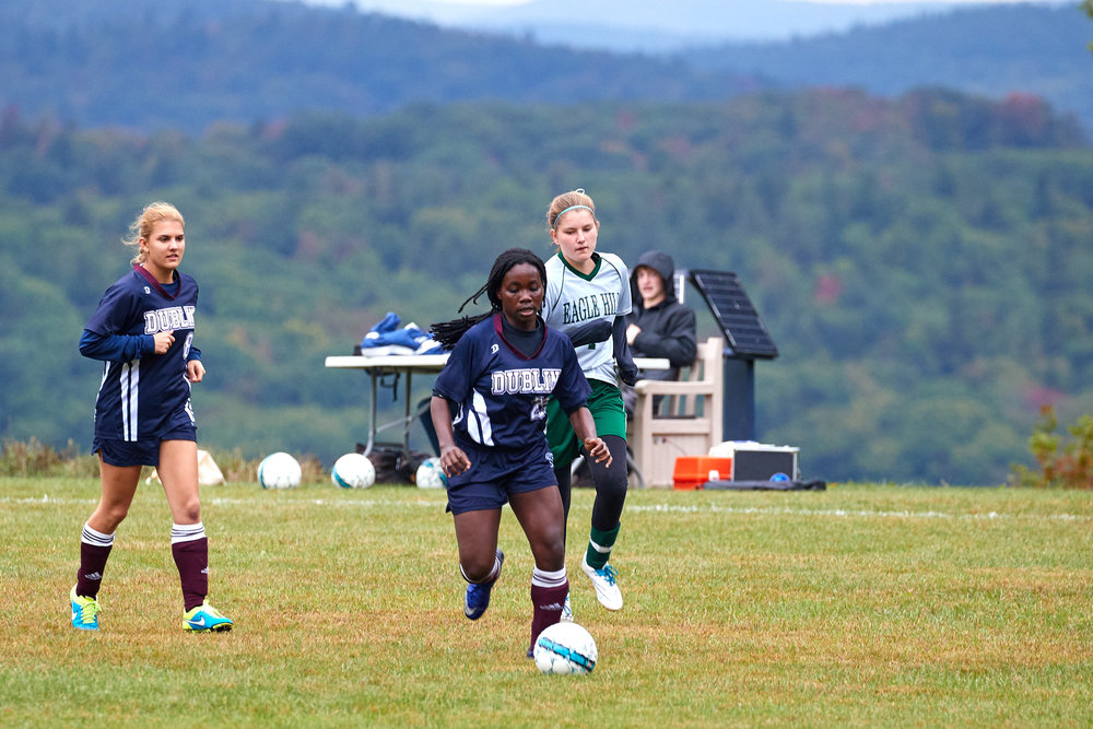 Girls Varsity Soccer vs. Eagle Hill School - September 28, 2016  2016- 000202.jpg