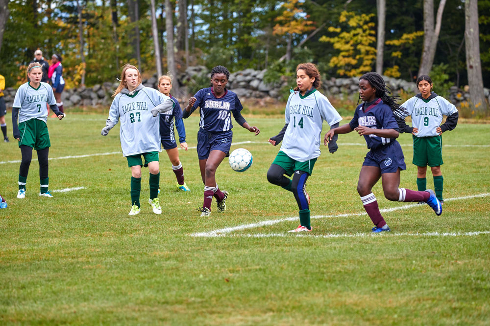 Girls Varsity Soccer vs. Eagle Hill School - September 28, 2016  2016- 000208.jpg