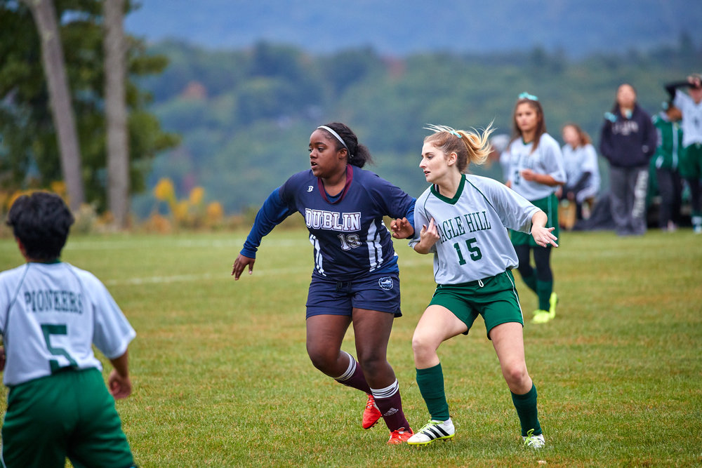 Girls Varsity Soccer vs. Eagle Hill School - September 28, 2016  2016- 000213.jpg