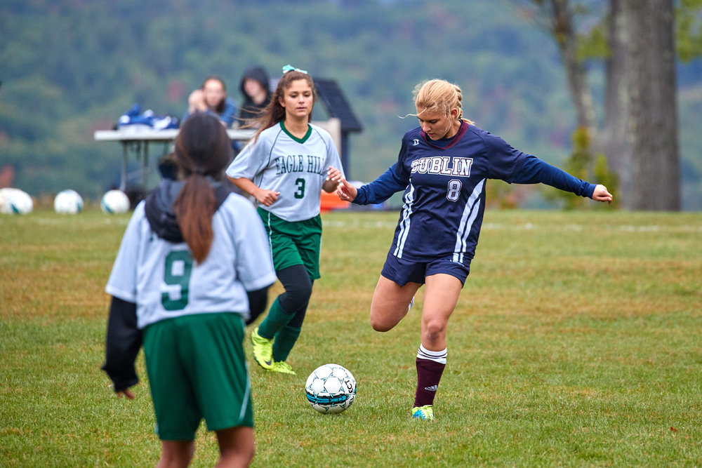 Girls Varsity Soccer vs. Eagle Hill School - September 28, 2016  2016- 000214.jpg
