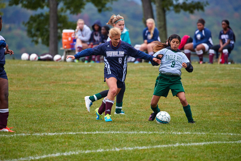 Girls Varsity Soccer vs. Eagle Hill School - September 28, 2016  2016- 000220.jpg