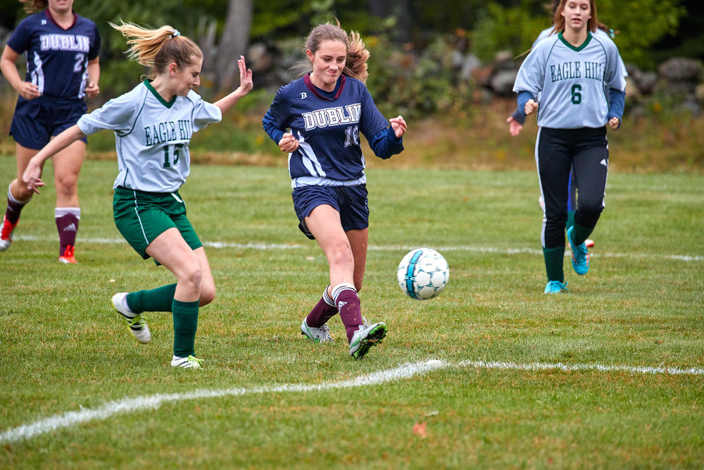 Girls Varsity Soccer vs. Eagle Hill School - September 28, 2016  2016- 000219.jpg