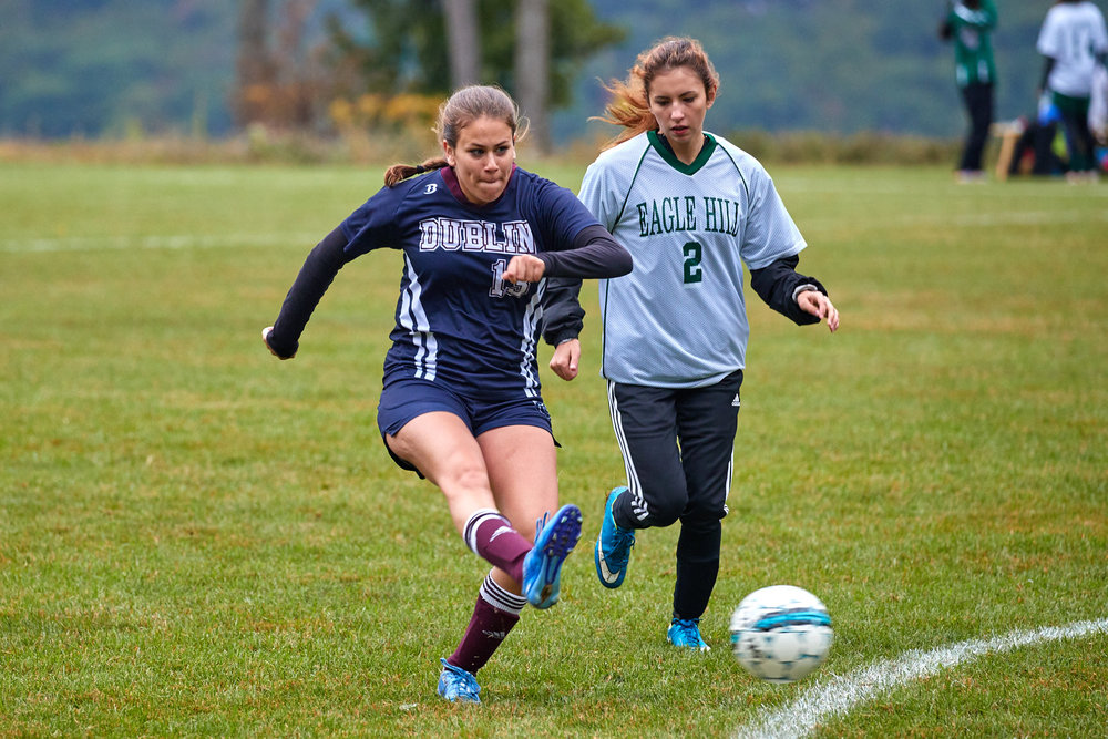 Girls Varsity Soccer vs. Eagle Hill School - September 28, 2016  2016- 000221.jpg