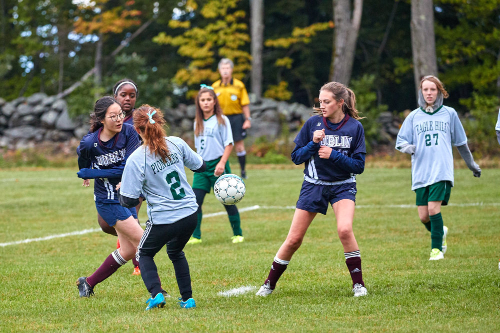 Girls Varsity Soccer vs. Eagle Hill School - September 28, 2016  2016- 000227.jpg