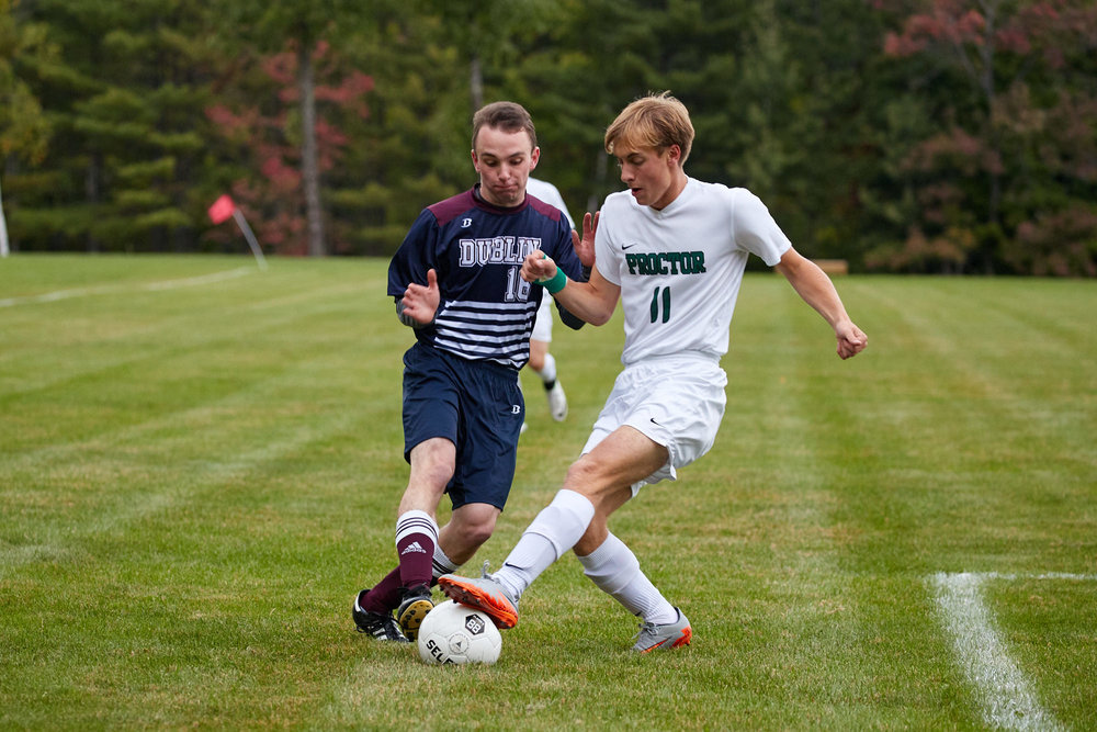 Boys Varsity Soccer vs. Proctor Academy -  September 30, 2016  - 45036 - 000053.jpg