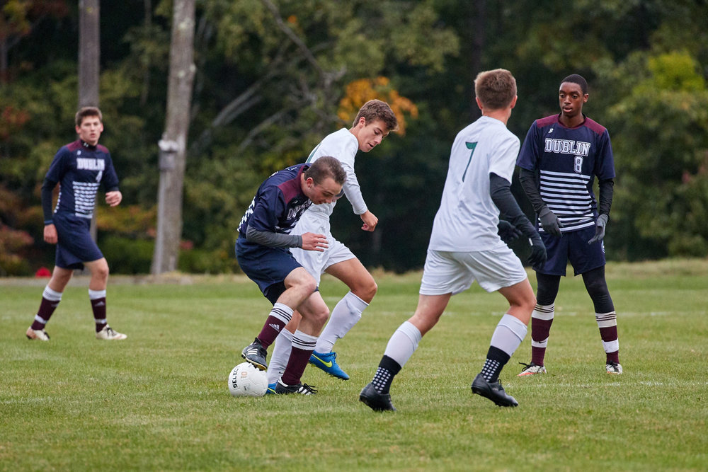 Boys Varsity Soccer vs. Proctor Academy -  September 30, 2016  - 45142 - 000066.jpg