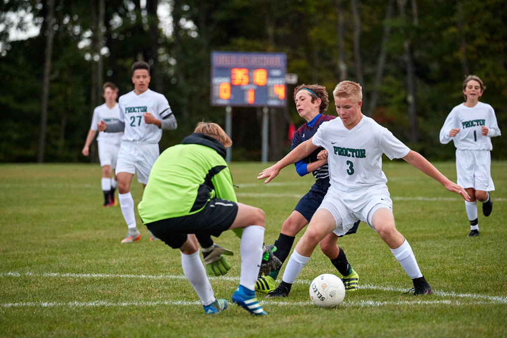 Boys Varsity Soccer vs. Proctor Academy -  September 30, 2016  - 45534 - 000105.jpg