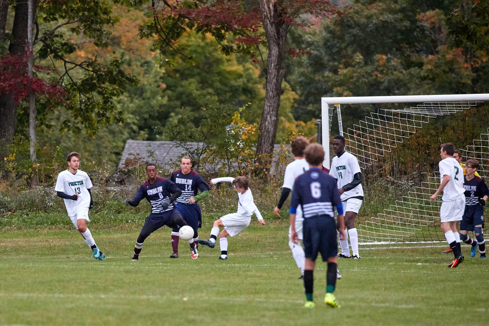 Boys Varsity Soccer vs. Proctor Academy -  September 30, 2016  - 45545 - 000106.jpg
